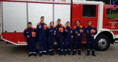 Jugendleistungsprüfung in Obertrubach