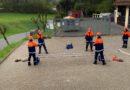 Erste Präsenzübung der Jugendfeuerwehr nach dem Corona-Lockdown